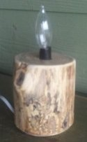 Rustic Flicker Light