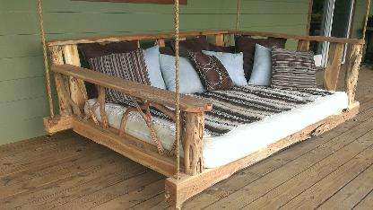porch swing bed twin, porch swings, bed, bed swings, porch swing beds, swing bed, porch swing bed, swing