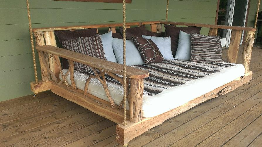 porch swing bed, bed, bed swing, porch swing, swing bed, swing